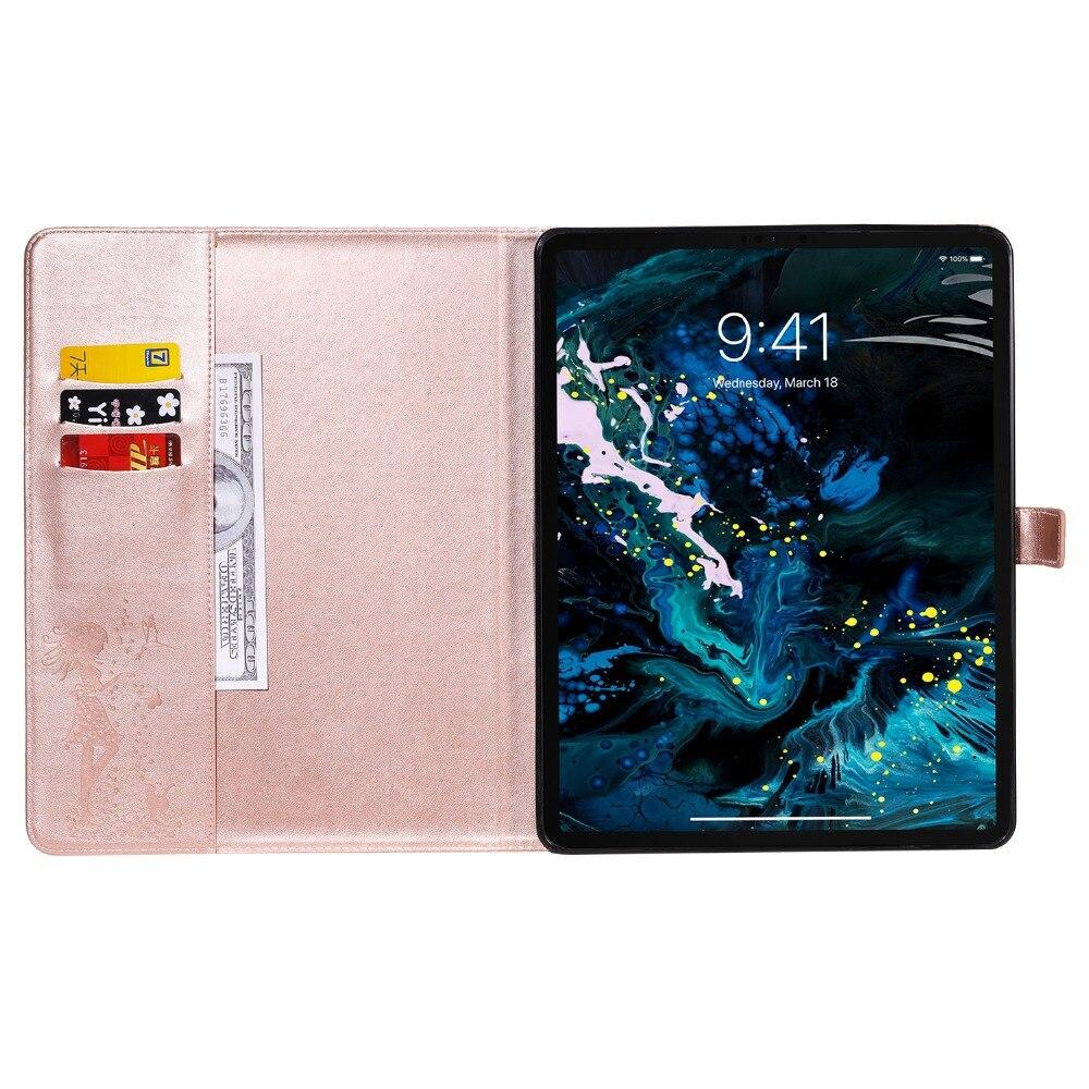 Leather Funda iPad Case Protective Folio Gen Cover 4th 12.9