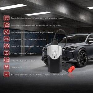 Image 4 - V 3,0 PCB Multidiag Pro + NEC Relais Für BMW OBD2 Bluetooth Scanner Für Auto/Lkw 2017,3 obd 2 obd2 Auto Diagnose Auto werkzeug
