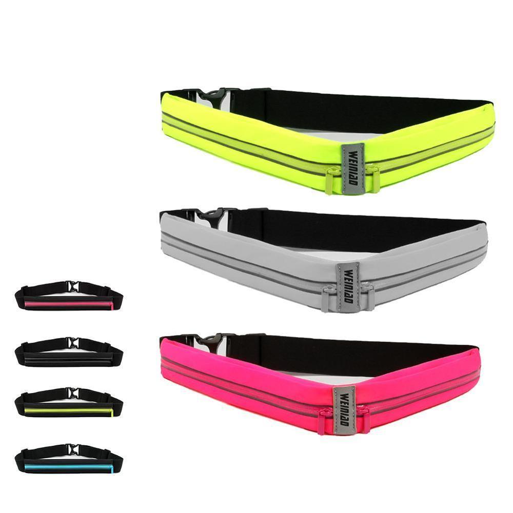 New Waist Bag Belt Waist Bag Running Waist Bag Sport Running Bag Cycling Phone Waterproof Holder Women Running Belt Waist Xin