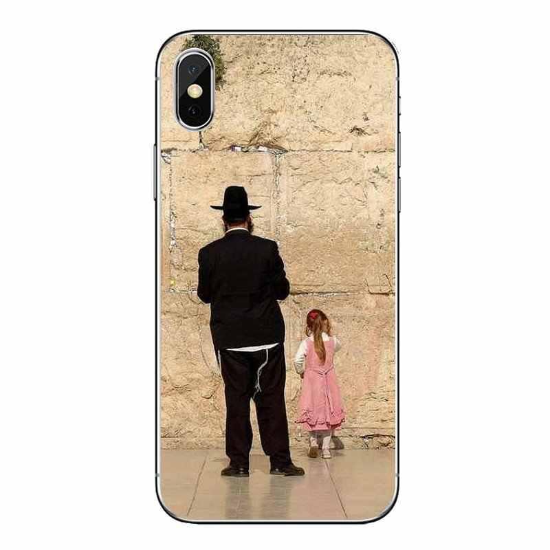 Khóc lóc Tường Jerusalem Israel Poster Cho Nokia 2 3 5 6 8 9 230 3310 2.1 3.1 5.1 7 Plus trong suốt Mềm Mại Trường Hợp Có