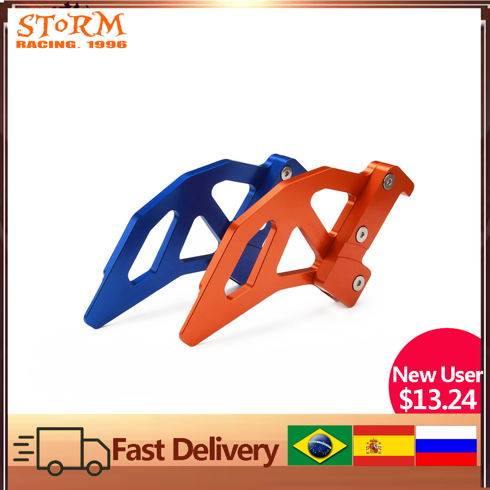Rear Disc Rotor Brake Guard Cover Protector For KTM SX XC XCW SXF SX-F EXC EXC-F XCF-W 125 150 200 250 300 350 400 450 500 525 image