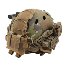 Helmet Night-Vision Battery-Pack Weight-Bag Nylon Multifunctional Tactical MK2 Camouflage