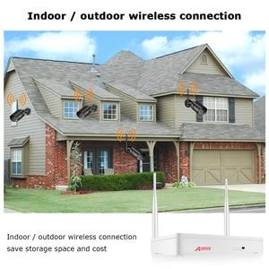 Image 3 - ANRAN Wireless Security Camera System NVR Kit 1080P HD Outdoor IP Camera Waterproof Wifi Surveillance CCTV Camera System APP