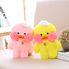 INS Cafe Plush Figure Toys Duck Stuffed Animal The Internet Star Hyaluronic acid duck Mini deadpool the duck
