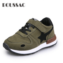 BOUSSAC girls boys kids shoes Sports running children casual spring baby infant sneakers