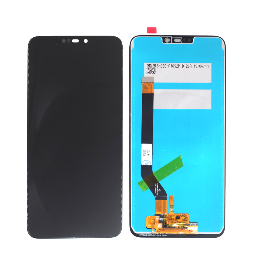 For Huawei <font><b>Honor</b></font> <font><b>8C</b></font> <font><b>Touch</b></font> <font><b>Screen</b></font> LCD <font><b>Display</b></font> Digitizer Assembly For Huawei <font><b>Honor</b></font> <font><b>8C</b></font> BKK-AL10 <font><b>Screen</b></font> LCD Replacement image