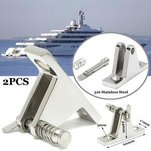 Deck Hinge 2 Piece Boat Bimini