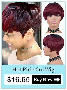 1b 30 brasileiro remy perucas de cabelo humano para preto
