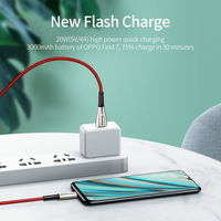 Baseus Micro USB Cable for OPPO 4A VOOC Fast Charging Cable Micro USB Charger Cable for Samsung Xiaomi Redmi Note 4 5 Data Wire
