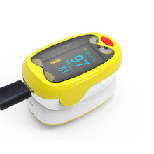 Child Oximeter Household Finger Clip Pulse Oximeter Oxygen Saturation Detector Oxygen Meter CE