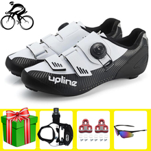 Road cycling shoes men racing road bike shoes self-locking bicycle men speakers women athletic ultralight professional Shoes