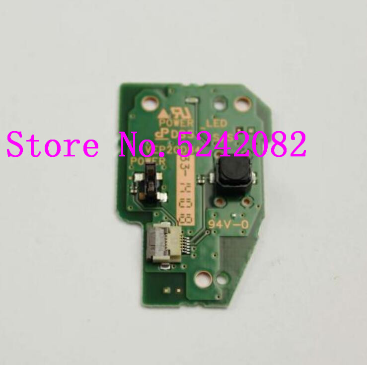 NEW Original AC90 For Panasonic AG-AC90 Z10000 Power Switch Board Camera Replacement Unit Repair Part