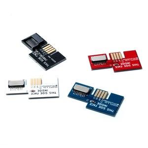 Профессиональный адаптер карты Micro SD для консольной консоли NAND NGC, картридер TF, SD2SP2 SDLoad SDL адаптер
