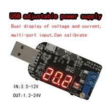 Xy up usb boost/модуль питания buck input dc 35 12v output 12