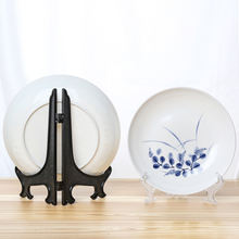 Портативные мольберты подставки для тарелок пластиковая подставка