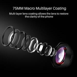 Image 3 - Макрообъектив камеры ULANZI 10X Универсальный для iPhone 12 Pro Max/11/XS Max/XR/XS Max
