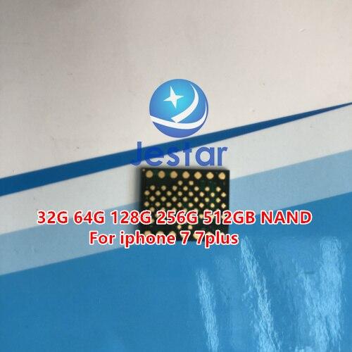 32G 64G 128G 256G 512GB HDD Nand чип для iPhone 7 7plus 6S 6SP