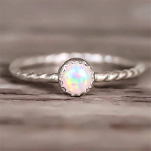 S925 Sterling Silver Natural Opal Gemstone Ring for Women Silver 925 Jewelry Bague Diamant Bizuteria Wedding Garnet Ring Girls natural purple tooth garnet garnet ring classic garnet s925 sterling silver jewelry free shipping