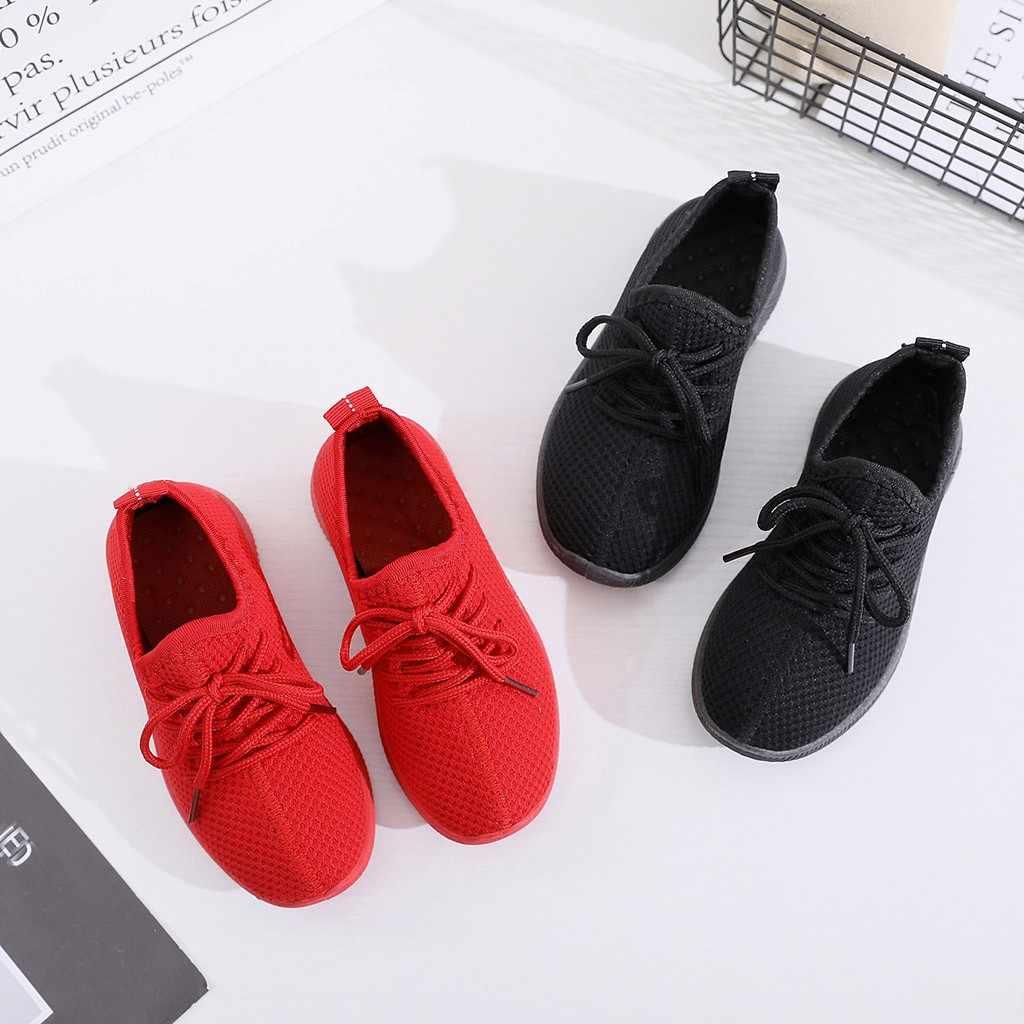 Ayakkabı çocuklar için 5 yıl uygun ayakkabı bebek erkek bebek çocuk bebek kız erkek katı spor koşu ayakkabıları rahat ayakkabılar