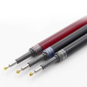 Image 5 - 9pcs פנטל Energel ג ל מילוי LRN5 LRN4 0.5/0.4mm עבור BLN75/BLN105 חלק ומהיר  ייבוש תלמיד מכתבים ספקי
