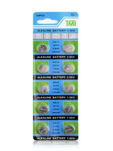 MJKAA Coin-Cell-Battery-Batteries G13 10pcs Button Alkaline S76E 357A Wholesale