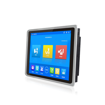 10.4/12.1/15/17/19''industrial all in one pc with capacitive touch  screen embedded touch panel  tablet pc for Linux/Win10pro 2