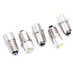 P13.5S E10 3W 3V 4-12V 6-24V lampe de poche ampoule haute LED lumineuse lampe de travail d'urgence lampe de poche remplacement ampoule Torches