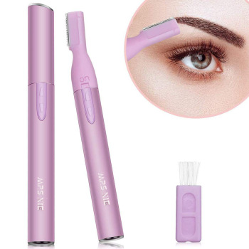 Eyebrow Trimmer, Razor for Women, Painless Instant hair removal trimmer, Great Eyebrows, Face Hair, Bikini Lines - discount item  33% OFF Personal Care Appliances