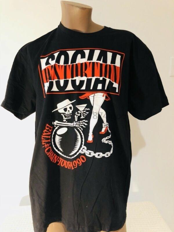 Social Distortion T-Shirt-Skelly