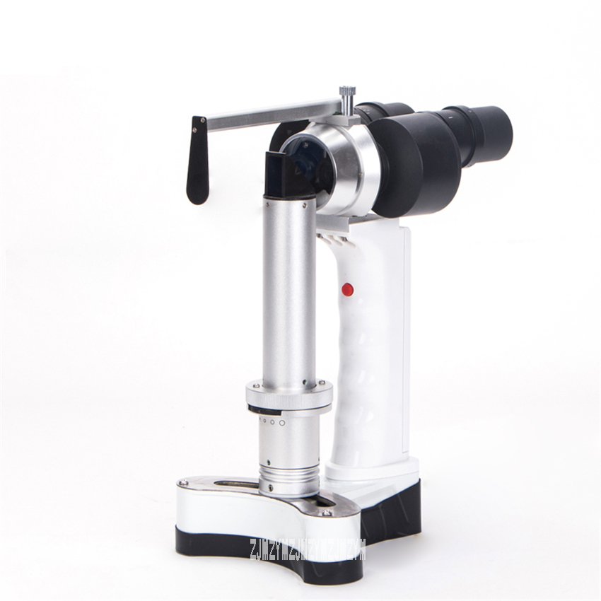 LYL-S Light Weight Slit Lamp Microscope Handheld Microscope Led Light Source Portable Microscope For Hospital Ophthalmology