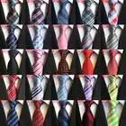 Оптовая продажа, DHL/TNT, бесплатная доставка, 20 шт./лот, 125 стилей, набор галстуков, 8 см, мужской галстук, карманный квадратный набор, 100% шелк, дел... - 2