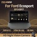 TIEBRO 2din Android 9,0 автомобильное радио для Ford Ecosport 2013 2014 2015 2016-2017 автомобильный мультимедийный плеер Авто Радио стерео автомобильный DVD