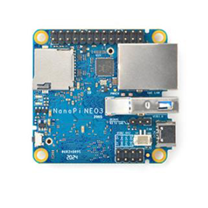 for NanoPi NEO3 1GB DDR4 RK3328 Cortex A53 Quad-Core 64-Bi for Nanopi NEO2 Ubuntu Core Upgrade