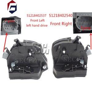 2 шт., интегрированный привод привода замка двери для BMW E53 X5 OEM 51218402540 51218402537 937-856