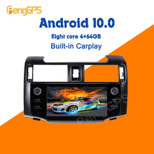 For Toyota 4Runner Android 2009 2010 - 2019 Radio touch Screen Car Multimedia player Stereo GPS Navi Head unit carplay Autoradio