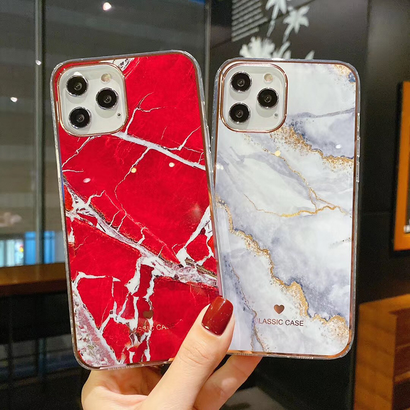 iPhone 12 Pro Max Marble Case