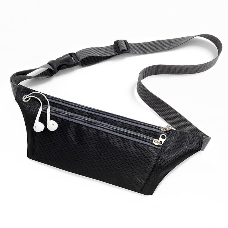 Waist Bag Gym Belt Bag Running Waist Bag Sports Running Bag Cycling Phone Bag Waterproof Women Running Belt Waist YUYU