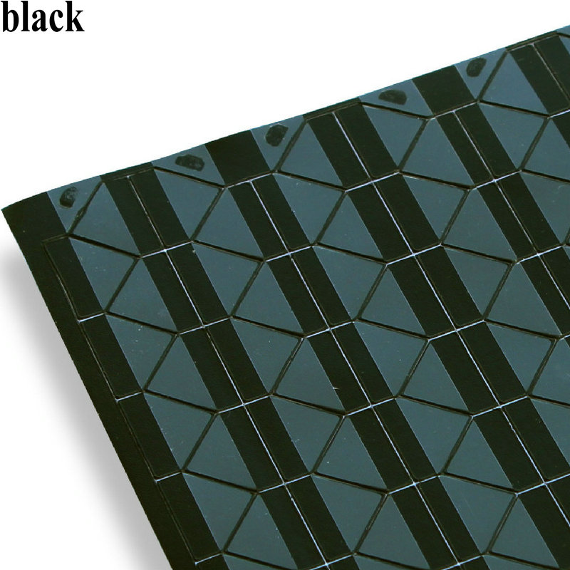50 Sheets (5100 Stickers)/Lot,PVC Black Picture Corner Stickers DIY Photo Album Craft Material Adult Handwork Scrapbook Kits OEM