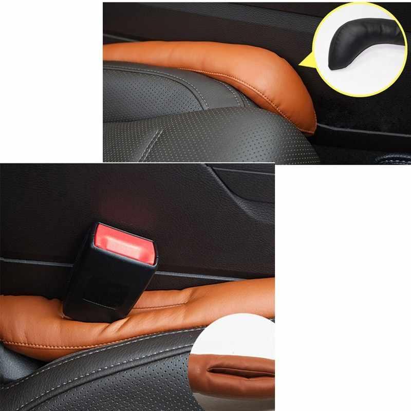 Nissan Qashqai için J10 J11 x-trail T32 T31 Tiida Versa araba koltuğu boşluk stoper durdurma sızıntısı geçirmez damla PAD kol dayama dolgu SPACER