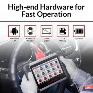 Image 4 - Autel Maxipro MP808 Diagnostic Tool Obdii Obd 2 Auto Auto Diagnose Scanner Tool Tpms Programmering Sleutel Programmeur Maxisys MS906