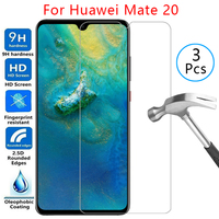 Gehärtetem glas screen protector für huawei mate 20 fall abdeckung auf huawey made matte mate20 made20 schutzhülle telefon coque tasche 360