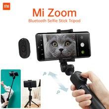Original Xiaomi Mi Zoom Bluetooth Selfie Stick Stativ Zoomable Nur Für MIUI 12 + System Kamera App Foto Video Ein schlüssel Schalter