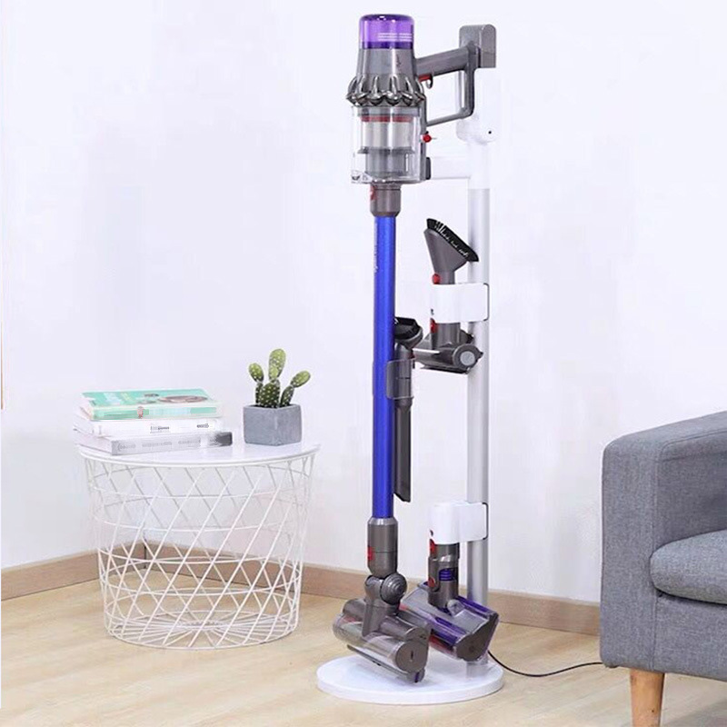 <font><b>Storage</b></font> <font><b>Bracket</b></font> Holder <font><b>for</b></font> <font><b>Dyson</b></font> <font><b>V7</b></font> <font><b>V8</b></font> <font><b>V10</b></font> V11 Absolute <font><b>Vacuum</b></font> <font><b>Cleaner</b></font> Parts Brush Stand Tool Nozzle Base Docks Station Access image