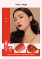 Lipstick Set 3PCS Mini Capsule Velvet Lip Glaze Non-marking Lipstick Lasting Moisturizing Lip Gloss Lip Makeup Cosmetics TSLM1 2