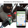 Car GPS Tracker ST-907 Tracking Relay Device GSM Locator Remote Control Anti-theft Monitoring Cut off oil System with free APP discount