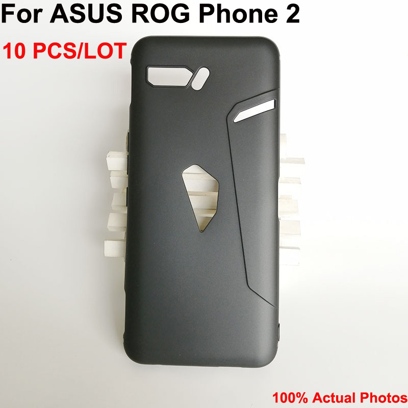 10pcs Thin Matte TPU Shell Cover For ROG Phone II Protective Case for ASUS ROG Phone 2 ZS660KL Gaming Smartphone Protective Case