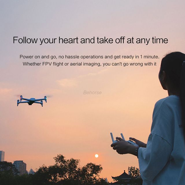 Free Shipping In Stock For Xiaomi FIMI A3 5 8G GPS Drone 1KM FPV 25