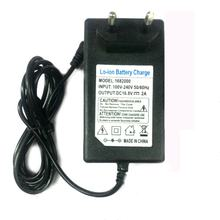 Portable Adapter Converter li-ion Power Supply Power Adapter Wall Charger for 18650 Lithium Battery 16.8V 2A(China)