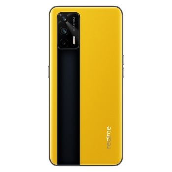 realme GT 5G Mobile Phone 8GB 128GB 6.43″120Hz SuperAMOLED Snapdragon 888 Octa Core 65W Fast Charger NFC Android 11