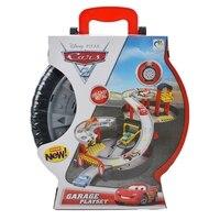 Autos Disney Pixar Autos 2 3 Blitz McQueen Parkplatz Auto Rennstrecke Diy Puzzle Pädagogisches Spielset Spielzeug für Jungen Weihnachten geschenk